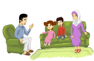 muslims_family_by_salah_ch-d6uf9zv