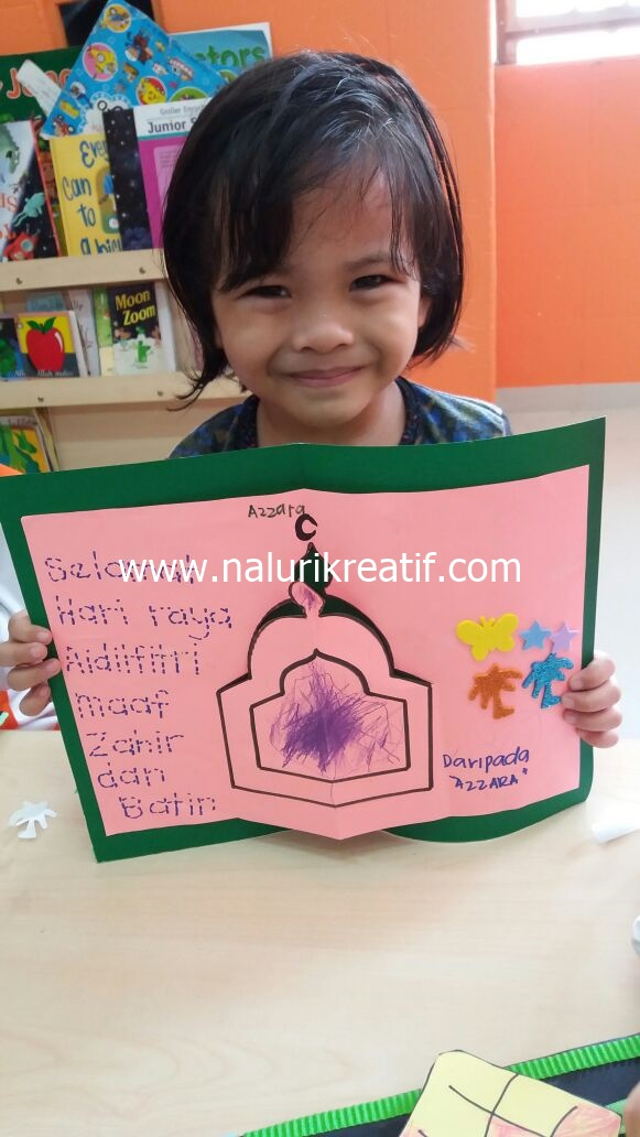 Naluri Kreatif Natural Learning Initiatives Kad Raya Untuk